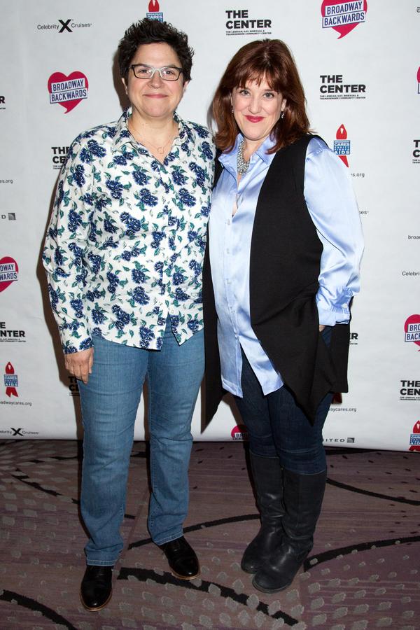 Martha Donaldson, Sharon Wheatley Photo