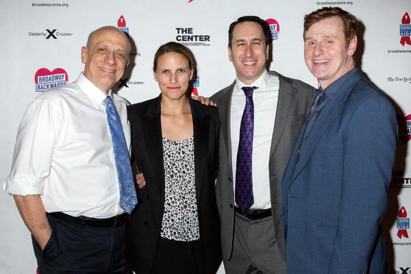 Tom Viola, Glenda Testone, Danny Whitman, Robert Bartley
