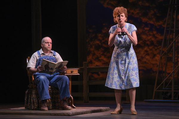 Photo Flash: TheatreWorks Silicon Valley Presents BRIDGES OF MADISON COUNTY