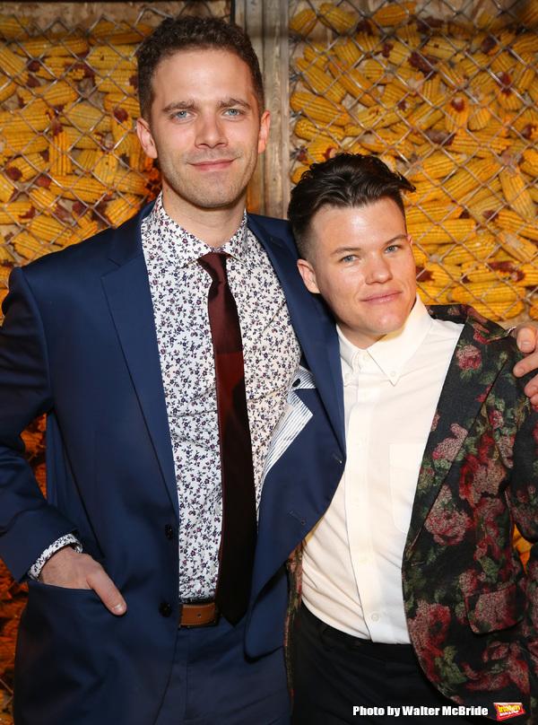 Alex Lubischer and Will Davis