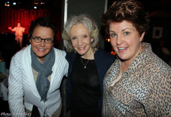 Amanda Bearse, Hayley Mills, Klea Blackhurst