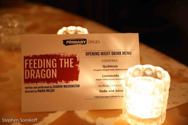 Photos: Primary Stages Celebrates Opening Night of FEEDING THE DRAGON