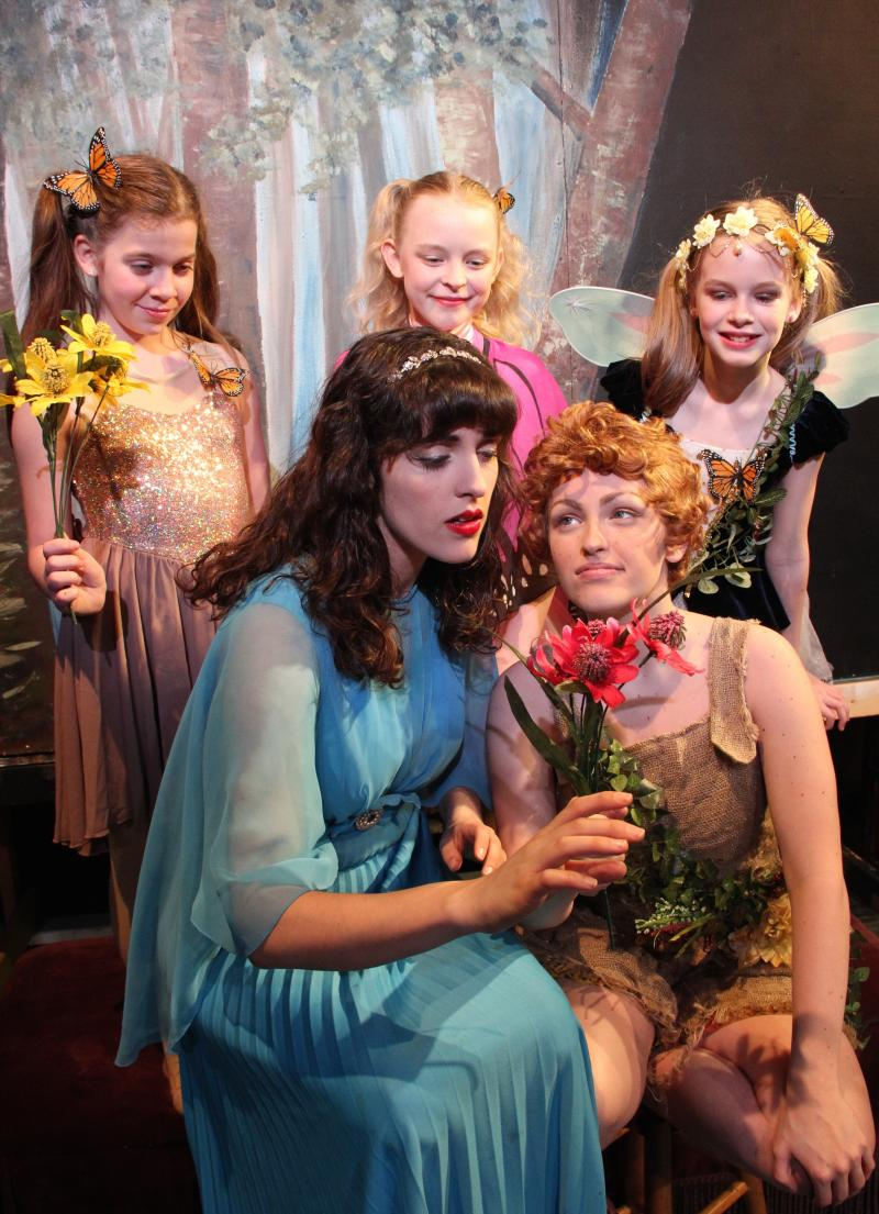 SHAKESPEARE IN HOLLYWOOD Opens at Towne Centre Theatre Friday 4/6