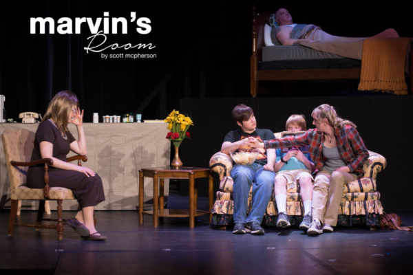 Photo Flash: First Look At The Sauk's MARVIN'S ROOM