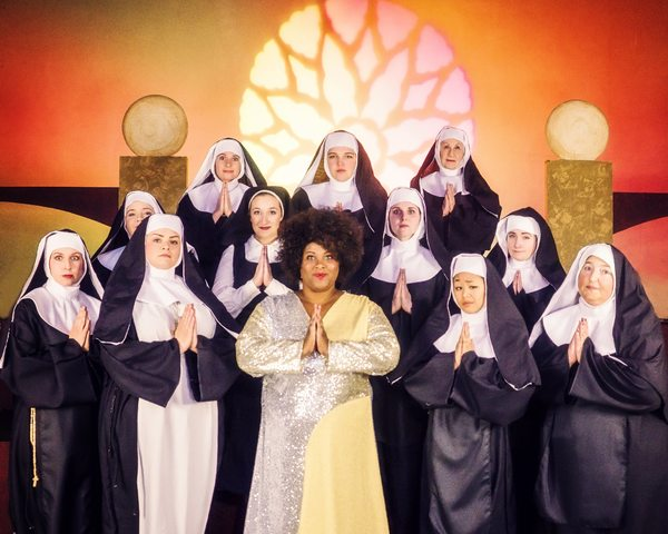 Photos:  All Holy Breaks Loose at SCERA's Production of SISTER ACT