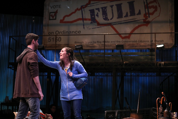 Photo Flash: LEAVING EDEN at PlayMakers Repertory Company