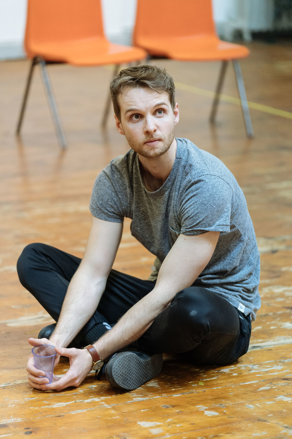 Photos: Inside Rehearsals for London Theatre Company's NIGHTFALL
