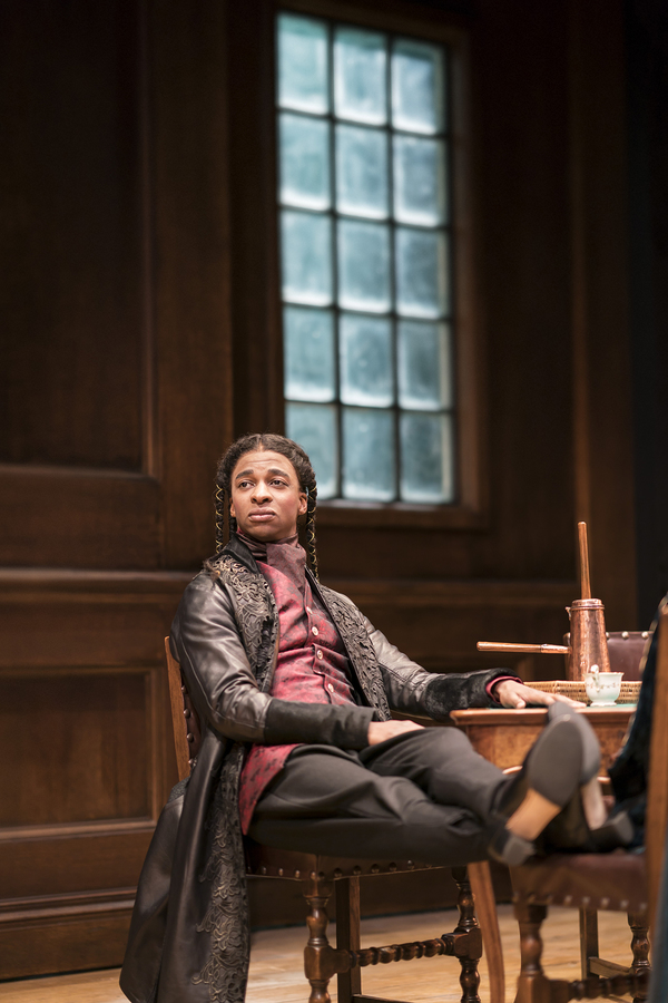 Photo Flash: First Look at the Donmar's THE WAY OF THE WORLD