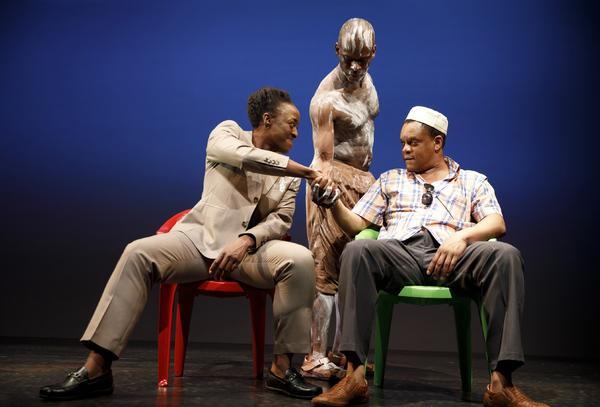 Ito Aghayere, Sahr Ngaujah, and Kevin Mambo Photo