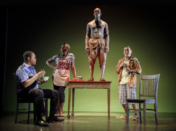 Kevin Mambo, Ito Aghayere, Sahr Ngaujah, and Jojo Gonzalez Photo