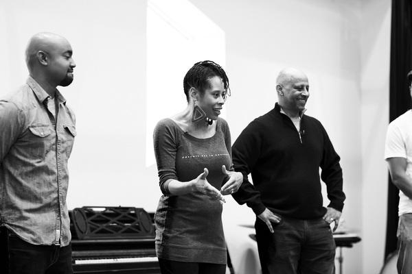 Dominique Morisseau (Playwright) & Ruben Santiago-Hudson (Director)