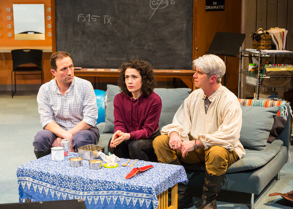 Photo Flash: Artists Repertory Theatre Presents THE THANKSGIVING PLAY