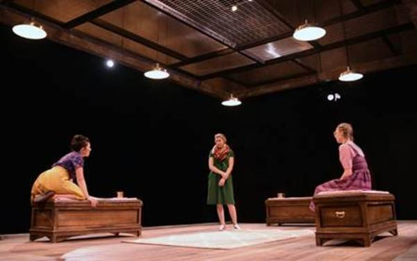 Photo Flash: Centenary Stage Company Presents HITLER'S TASTERS