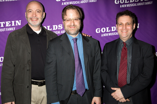 Brad Rouse, Charlie Schulman, Michael Robert Photo