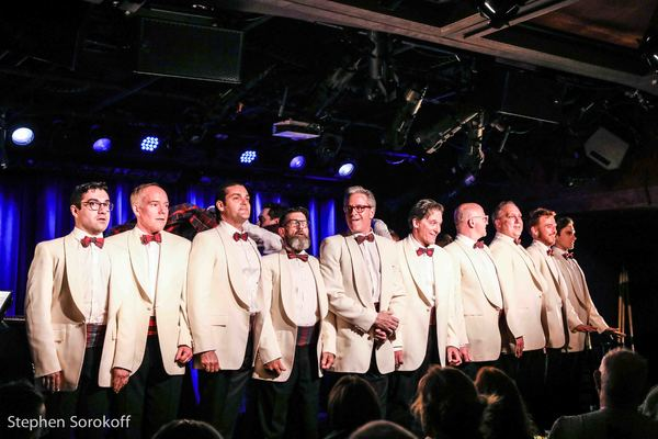 Photo Coverage: FOREVER PLAID The Event- A Benefit For Broadway Cares/Equity Fights Aids at The Laurie Beechman Theatre