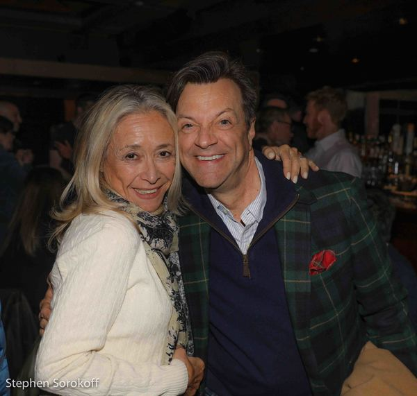 Eda Sorokoff & Jim Caruso