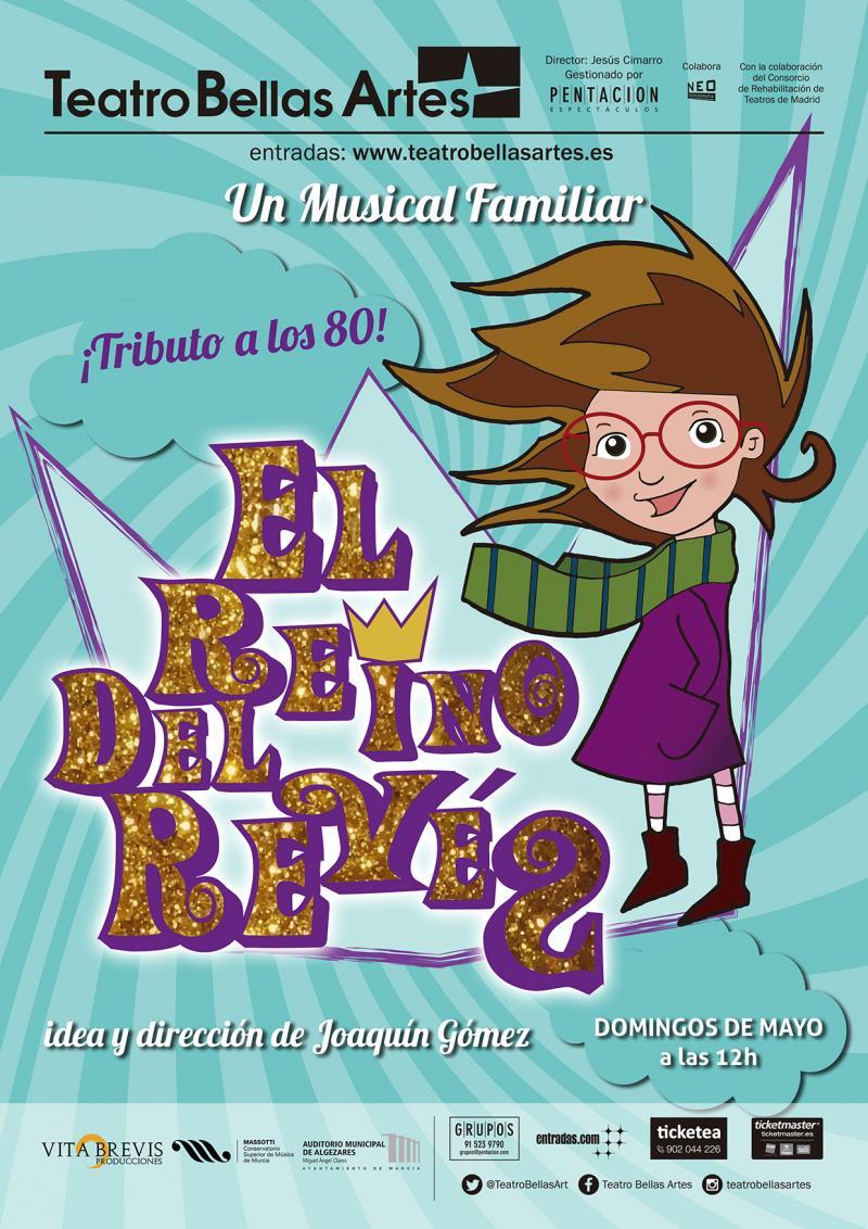 El próximo mes de mayo se estrena EL REINO DEL REVES