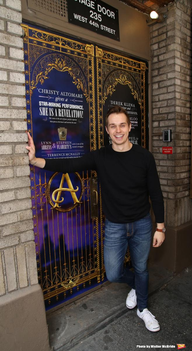 BWW Interview: It's His Petersburg Now! Catching Up with ANASTASIA's New Dmitry, Zach Adkins
