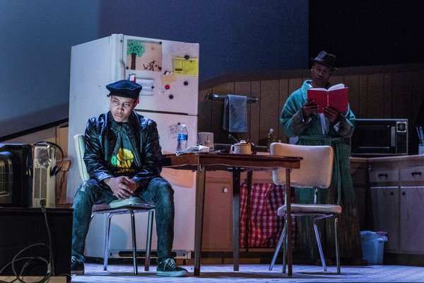 Photo Flash: First Look at BR'ER COTTON by Tearrance Arvelle Chisholm at Cleveland Public Theatre