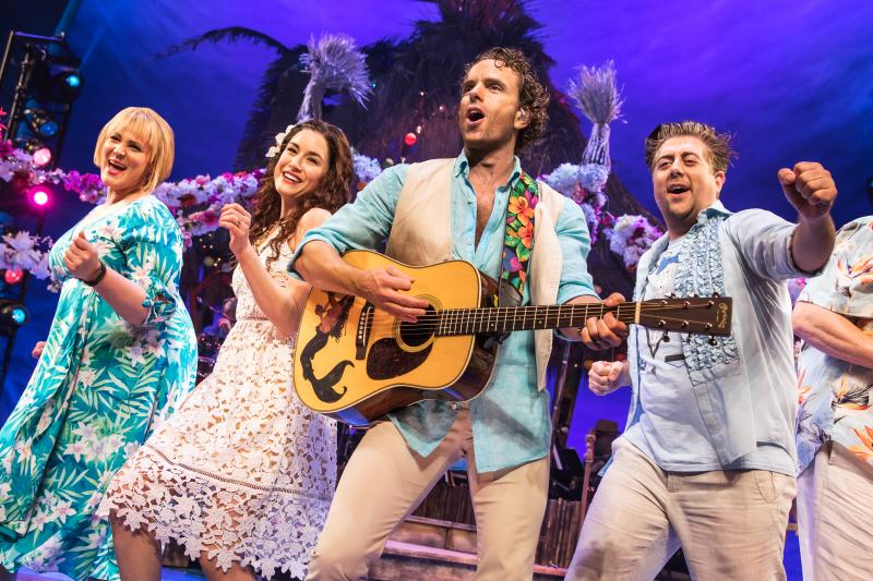 Tickets to See Broadway's Best Beach Party, ESCAPE TO MARGARITAVILLE, Starting at $49