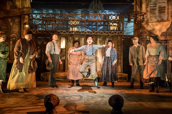 Exclusive: Get A First Look At The World Premiere Musical FIVE POINTS