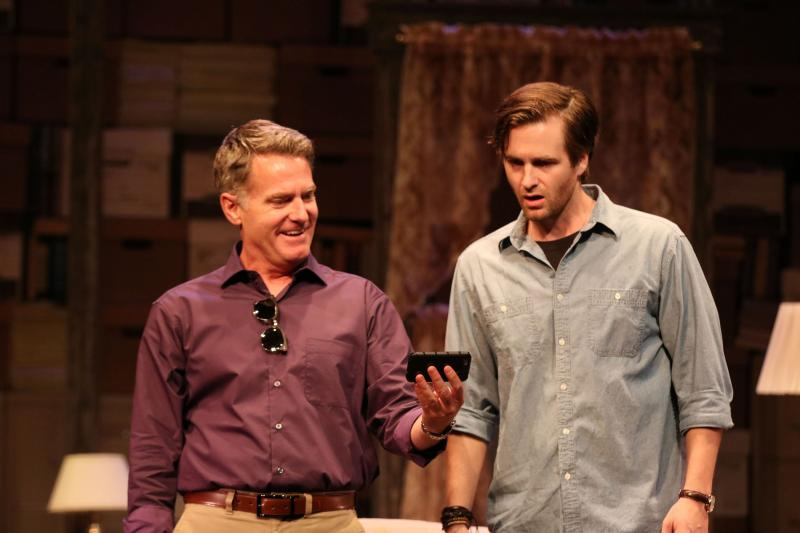 BWW Feature: MISS KELLER HAS NO SECOND BOOK at Gulfshore Playhouse