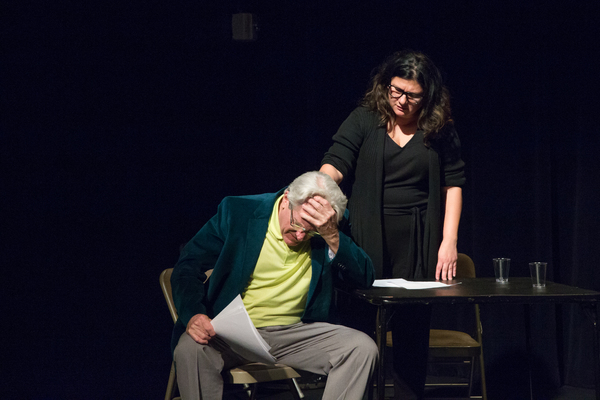 Photos: Go Inside the NYC Industry Reading of STEINBRENNER!
