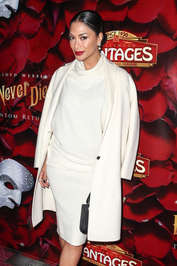 Photo Flash: Nicole Scherzinger Celebrates LOVE NEVER DIES' Stop in LA