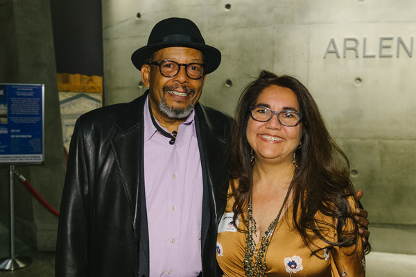 Eugene Lee and Juliette Carrillo Photo