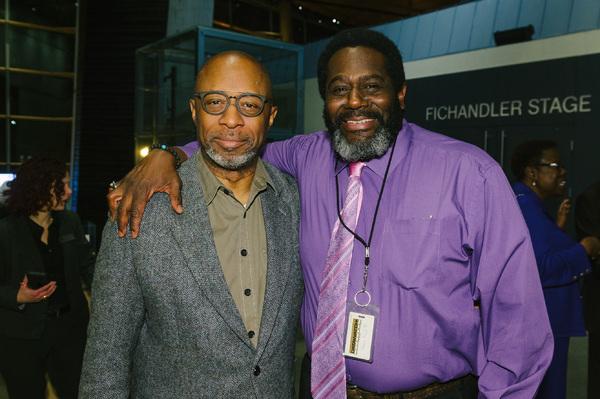 David Emerson Toney and Frank Riley III Photo