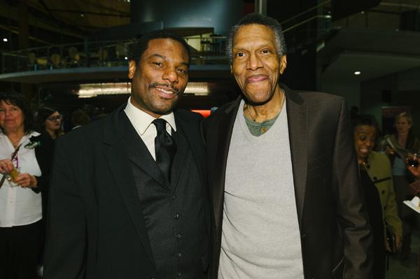 Reginald Andre Jackson and William Hall Jr.
