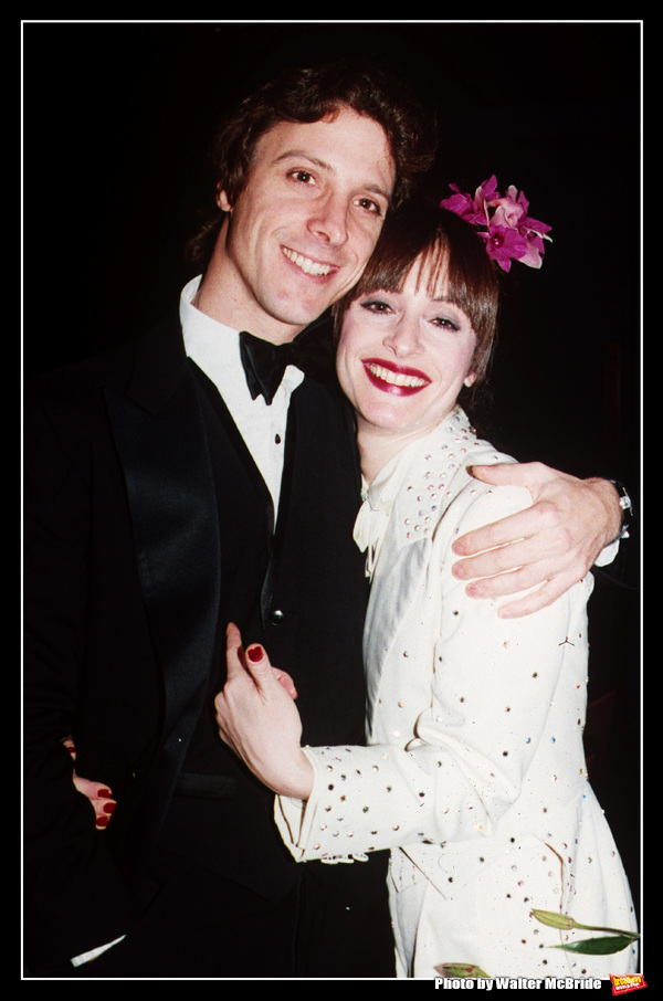Robert Lupone and Patti LuPone