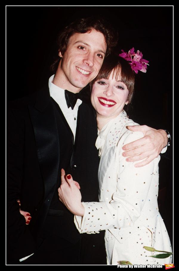 Photo Throwback: Robert LuPone & Patti LuPone Pose in 1981!