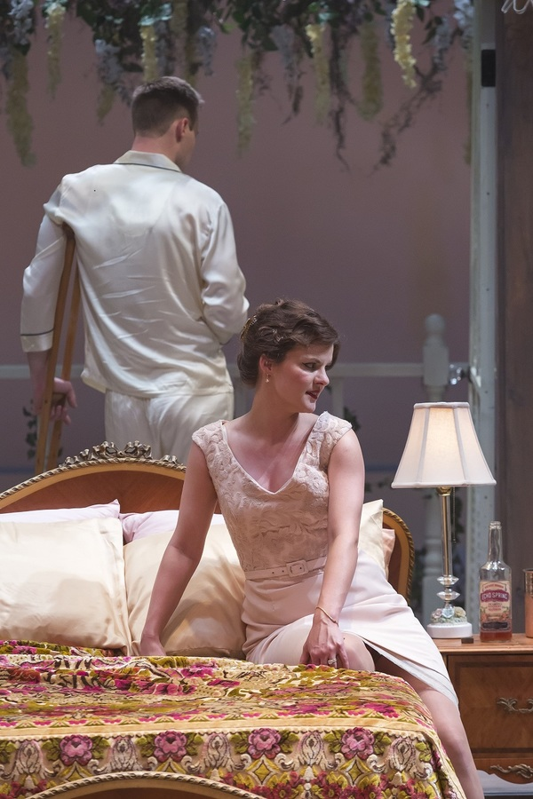 Photo Flash: Cincinnati Shakespeare Company Stages Sizzling Family Drama, CAT ON A HOT TIN ROOF