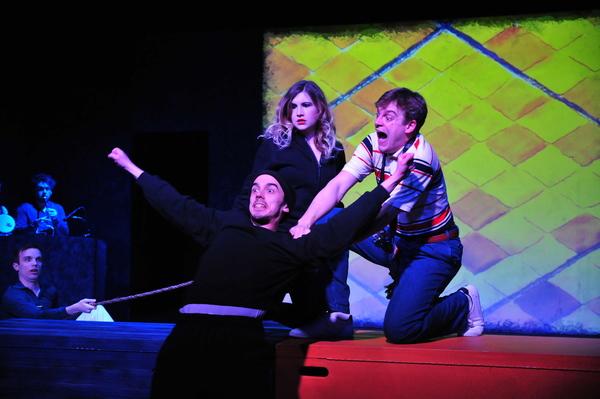 Hollis Wilhoit, Emma Carter, Sam Cordes Photo