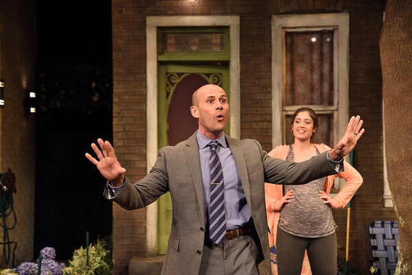 Photo Flash: Trinity Rep Presents NATIVE GARDENS