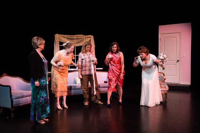 BWW Review: These Comical Ladies are ALWAYS A BRIDESMAID at HOMEWOOD THEATRE
