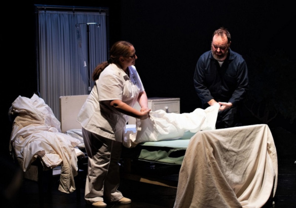 Photo Flash: Retro Productions' WE ARE A MASTERPIECE Opens Tonight