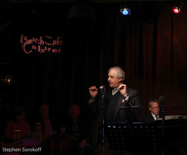 Photo Coverage: Joyce Breach with Billy Stritch at the Beach Cafe