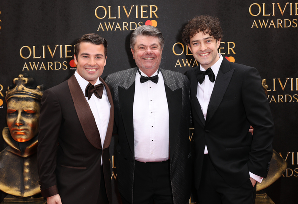 Joe McElderry and Lee Mead