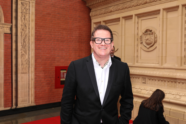 Photo Flash: On the Red Carpet at the Olivier Awards