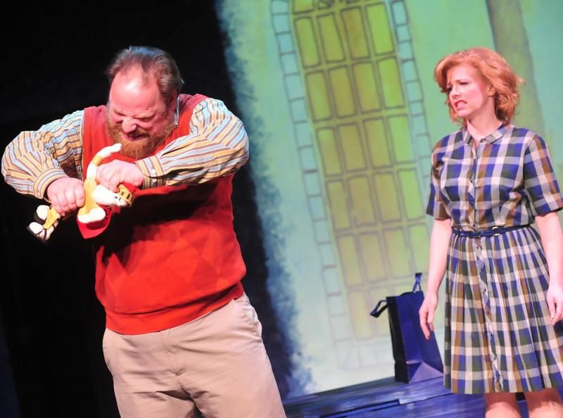 BWW Review: THE MASCOT at Living Room Theatre