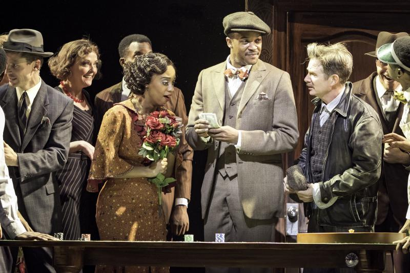 BWW Review: THE STING at Paper Mill Playhouse-An Exhilarating World Premiere Musical