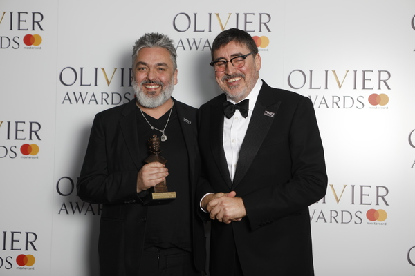 Photo Flash: Winners Announced For the 2018 Olivier Awards
