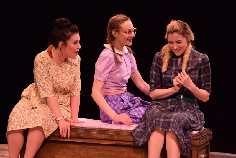 BWW Interview:  Jennifer Robbins in HITLERS TASTERS at Centenary Stage