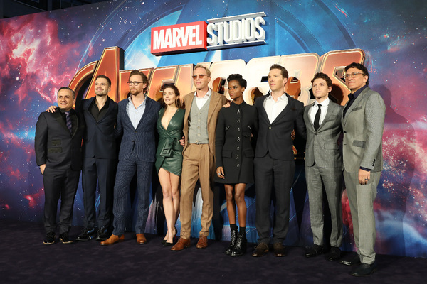 Photo Coverage: Check Out the Cast of Marvel's AVENGERS: INFINITY WAR at the London Fan Event