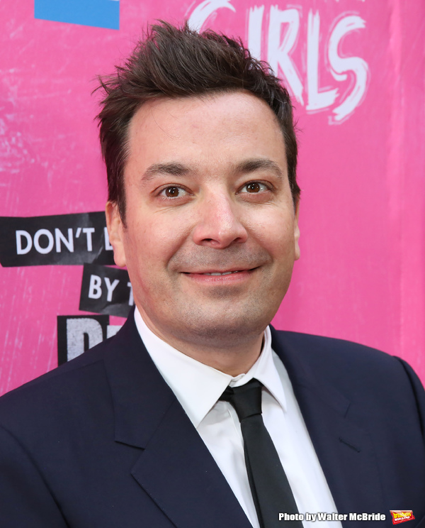 Photo Coverage: Jimmy Fallon, Kate McKinnon & More Walk the Pink Carpet on Opening Night of MEAN GIRLS!