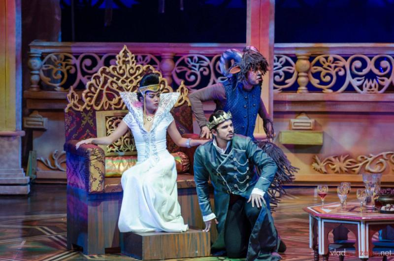 BWW Interview: SPAMALOT's George Schulze Talks Life As An Actor