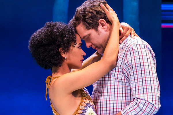 Photo Flash: First Look at Joshua Jackson, Lauren Ridloff & More in CHILDREN OF A LESSER GOD on Broadway