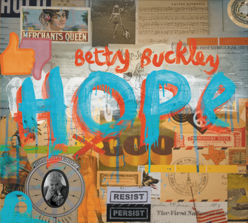 Betty Buckley to Release New Album HOPE